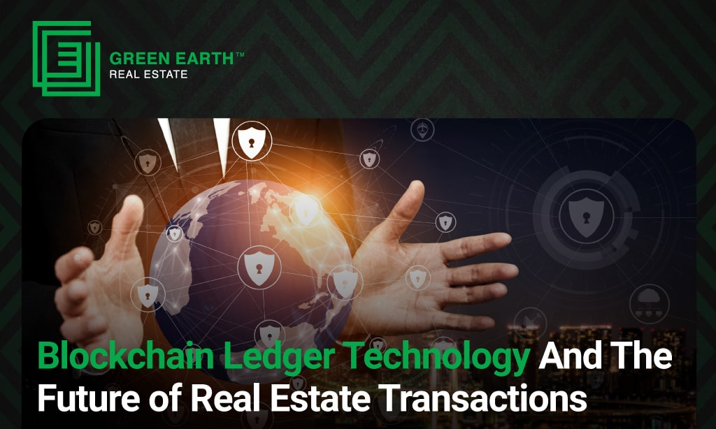 blockchain and real estate transaction