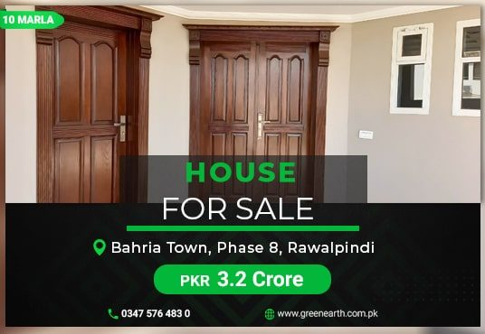House For Sale Bahria Town Phase 8